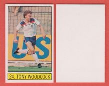 England Tony Woodcock Arsenal